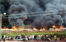 12 de abril, 2011: Rebelión en la Amazonia brasileña